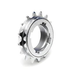 "Babac FREEWHEEL SINGLE SPEED 18T 1/8"" CHROME"