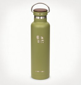 EARTHWELL EARTHWELL WOODIE INSULATED BOTTLE 22OZ
