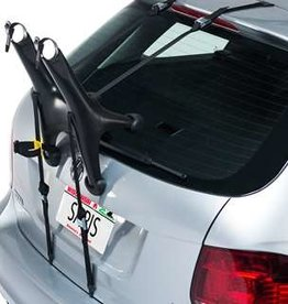 Saris Saris, Solo, Trunk Mount Rack, Bikes: 1, Black