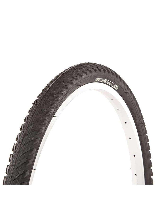 EVO, Outcross, Tire, 26''x1.50, Wire, Clincher, Black