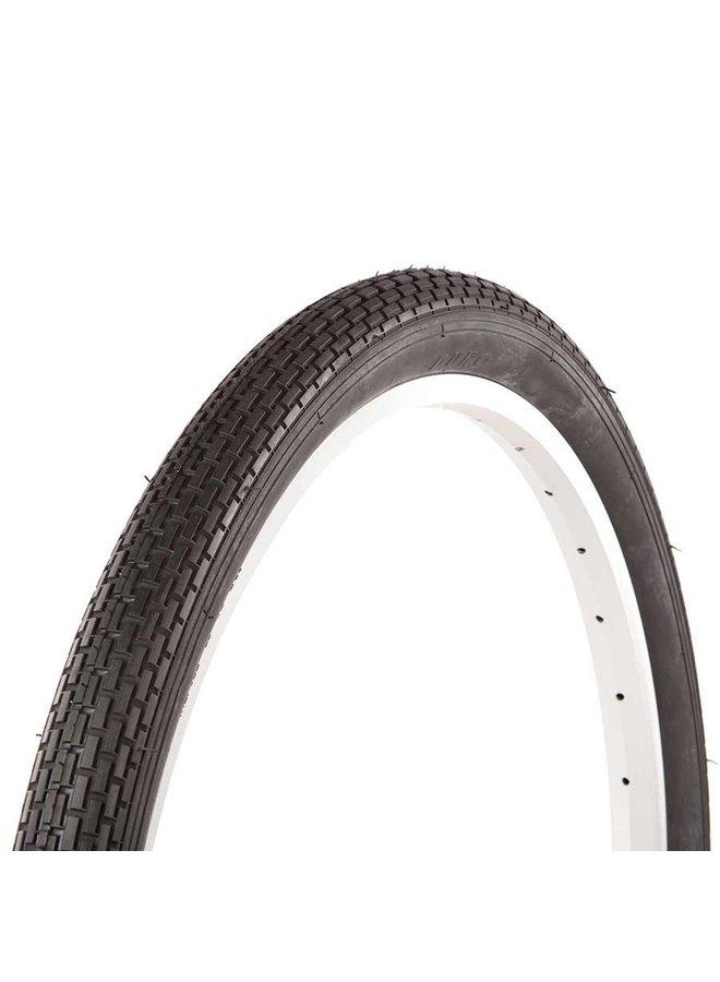 EVO, Mosey, Tire, 24''x1.75, Wire, Clincher, Black