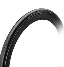 PIRELLI Pirelli, PZero Velo TT, Tire, 700x25C, Folding, Clincher, Smartnet Silica, Aramid Fiber, 127TPI, Black