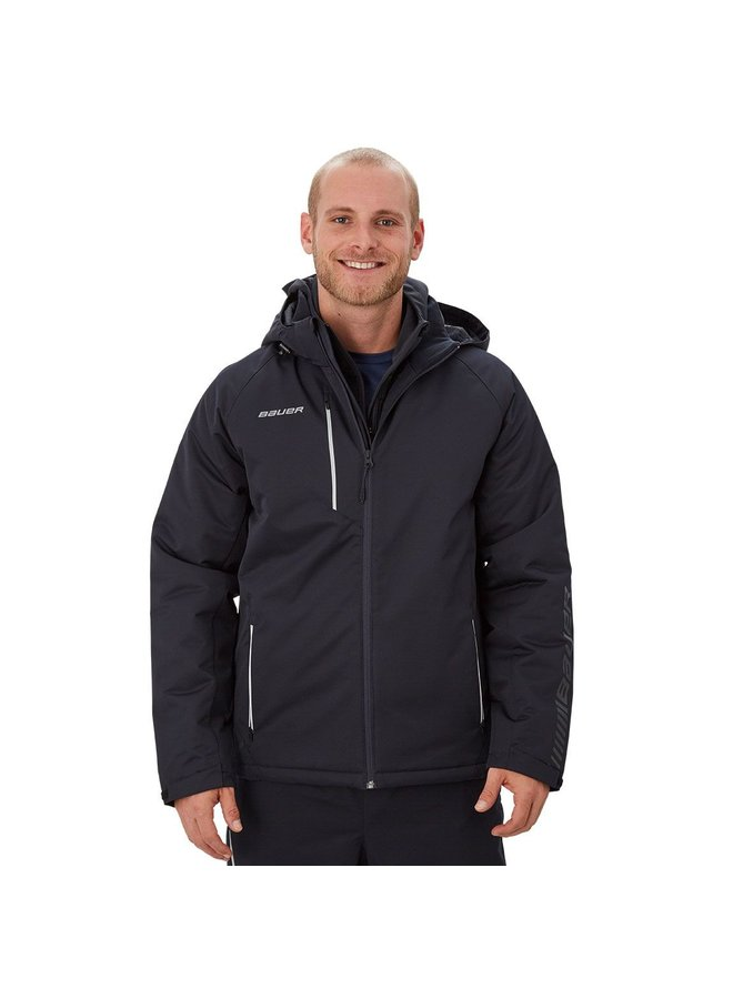 BAUER SUPREME HEAVYWEIGHT JACKET ADULT