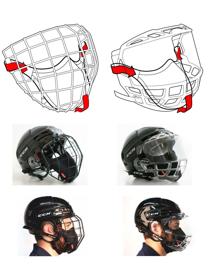 CCM GAME ON MASKS