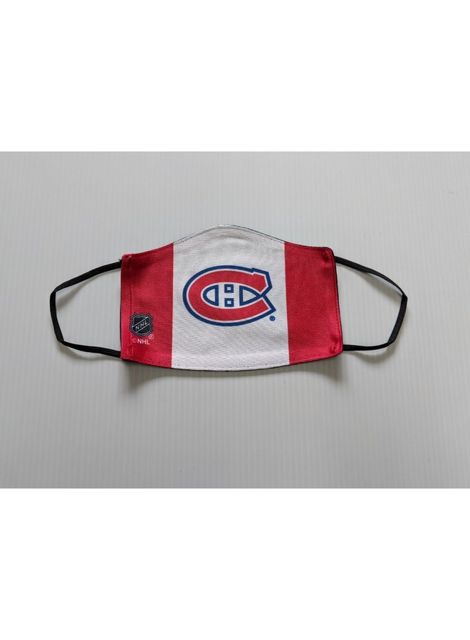 NHL SUBLIMATED FACE MASKS