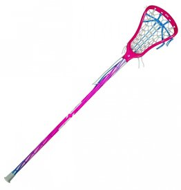 STX STX FORTRESS 100 COMPLETE STICK WOMENS COMPLETE STICK - Pink/Blue