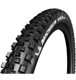 Michelin Michelin, Wild AM, 27.5x2.35, Flding, GUM-X, Tubeless Ready, Black