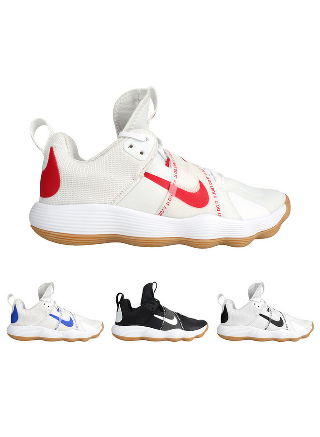 NIKE REACT HYPERSET VOLLEYBALL SHOE