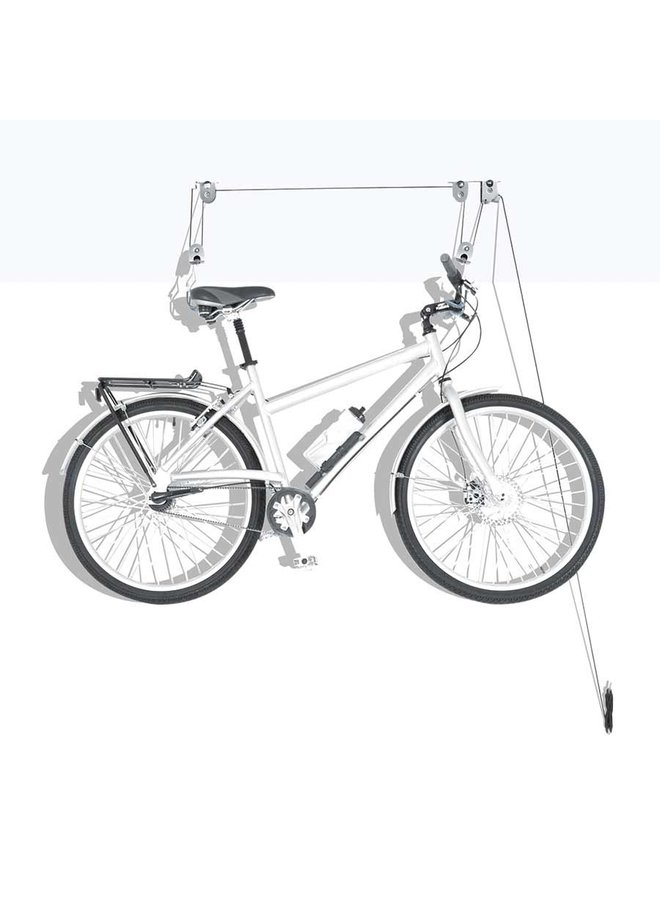 Delta, El Greco straps, Kayak-Bikes: 1, Ceiling mounted
