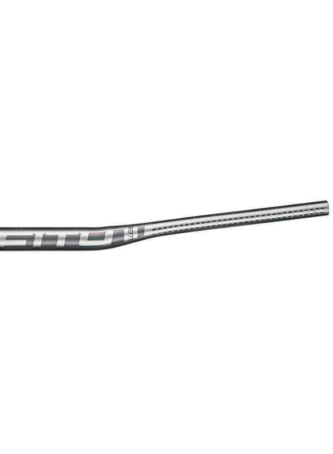 Deity, Holeshot 35 15, Riser bar, Clamp: 35mm, W: 825mm, Rise: 15mm, Platinum