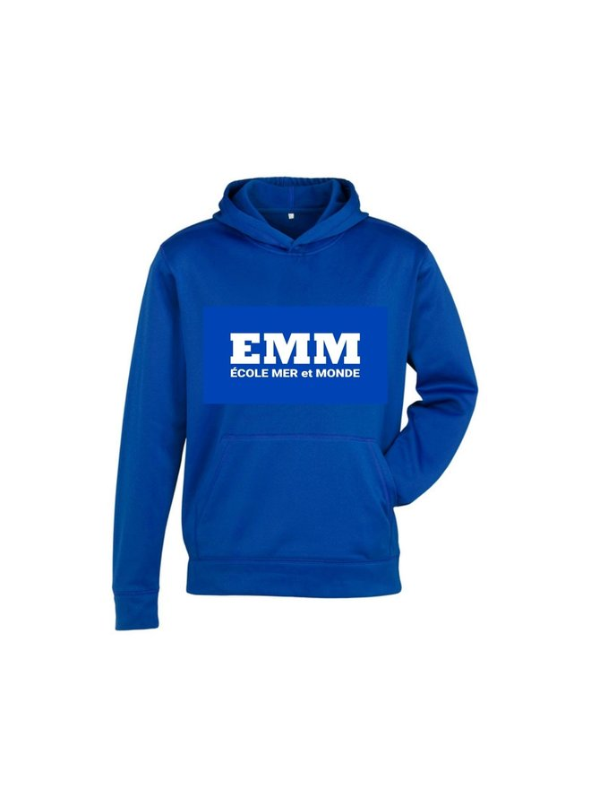 EMM SWEAT A CAPUCHE JEUNESSE / YOUTH HOODIE