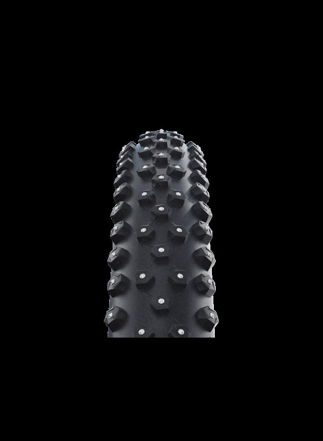 Schwalbe Ice Spiker Pro Tire - 26x2.10 - Wire - Liteskin - Raceguard