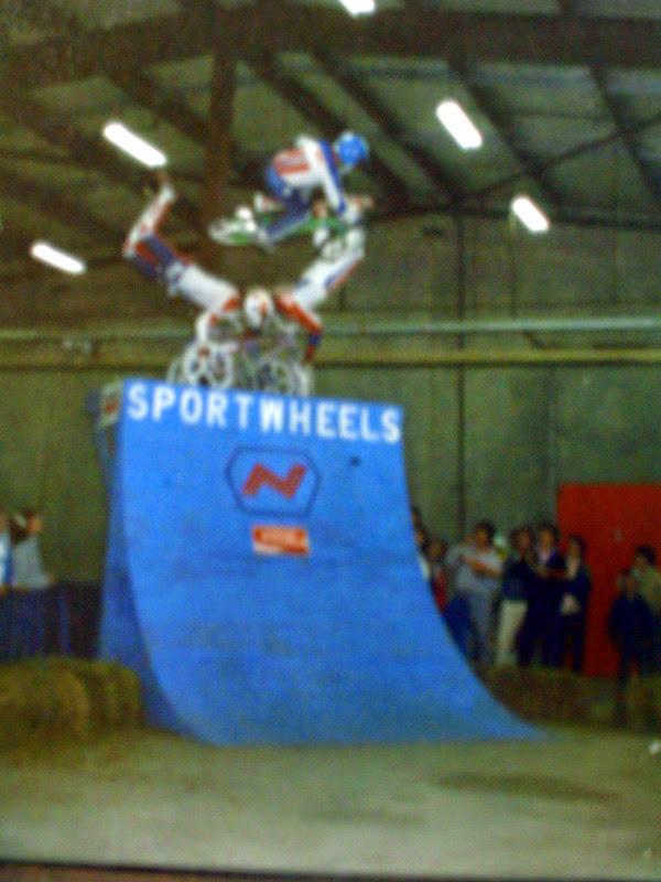 Sportwheels BMX