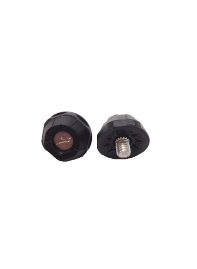 SPECIALIZED REPLACEMENT MTB TOE STUDS BLK 2 PK