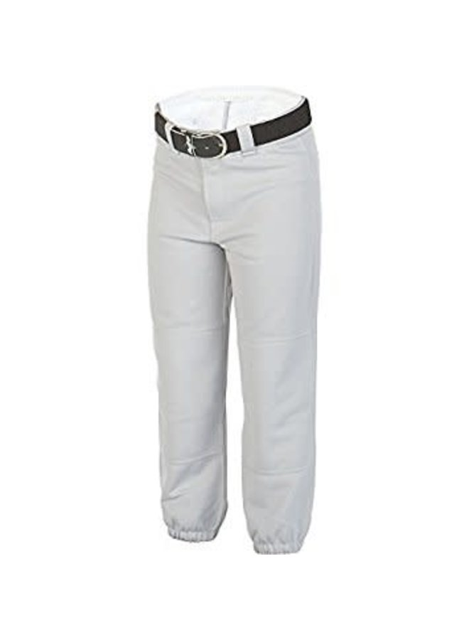 RAWLINGS PULL UP ELASTIC BOTTOM PANT YBEP31 YOUTH