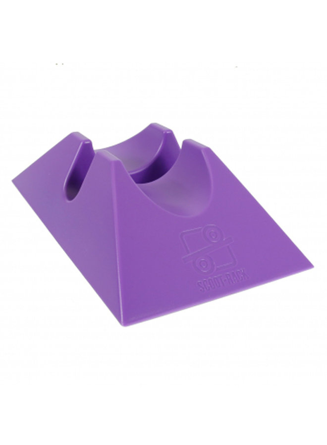 ROOT INDUSTRIES SCOOTRACK FLOOR STAND PURPLE