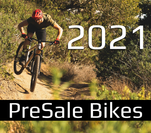 GRAVEL - 2021 PRESALE BIKE