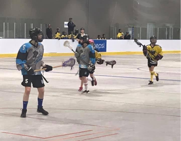 wolves lacrosse gear