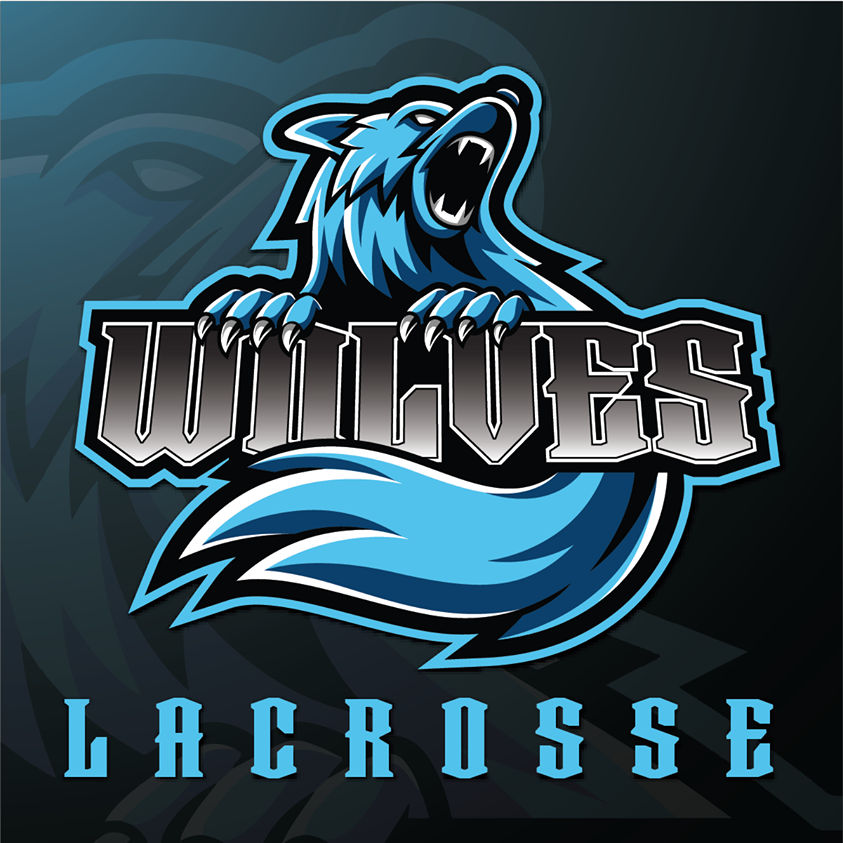wolves lacrosse clothing