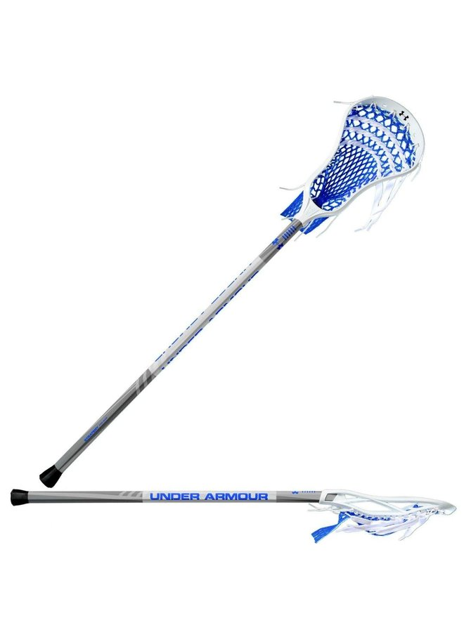 UNDER ARMOUR STRATEGY 2 COMPLETE LACROSSE STICK