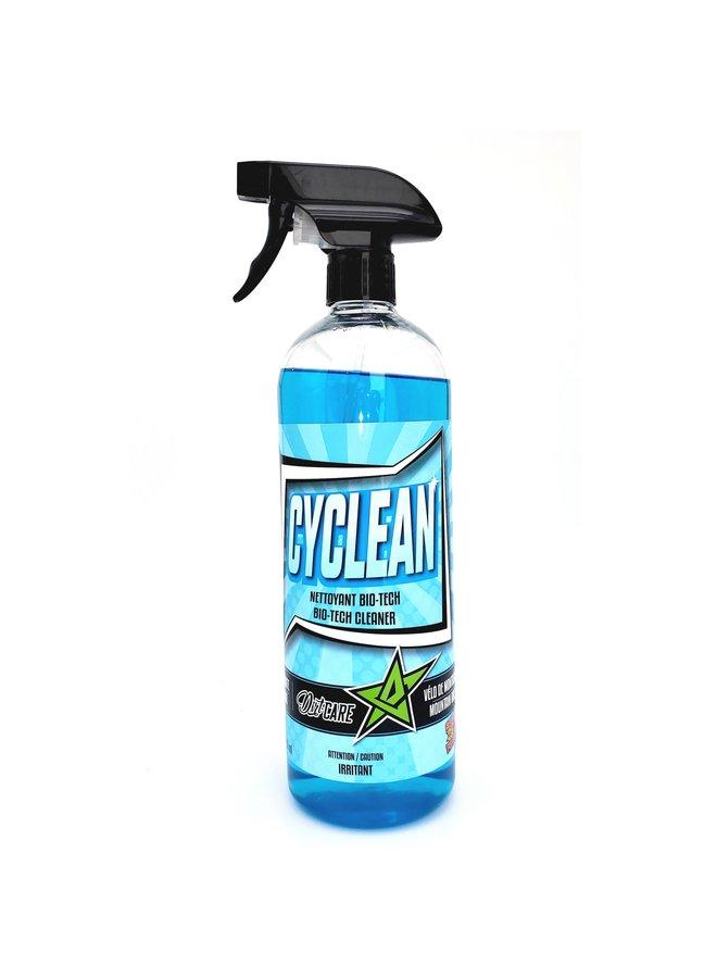 DIRT CARE CYCLEAN BIO-TECH BIKE CLEANER 950ML