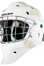 Bauer Hockey 2017 BAUER GM NME 4 GOAL MASK YOUTH WHITE