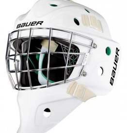 Bauer 2017 BAUER GM NME 4 GOAL MASK YOUTH WHITE