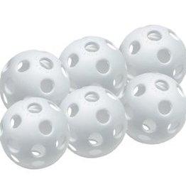 Easton EASTON WHIFFLE BALL (6 pack) TRAINING BALLS