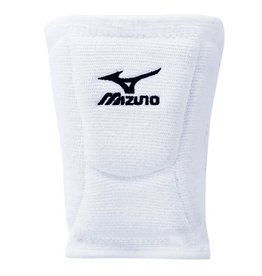 Mizuno LR6 KNEEPAD PAIR WHITE LARGE