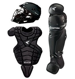 Easton EASTON M10 CUSTOM CATCHERS SET YOUTH BLACK/BLACK