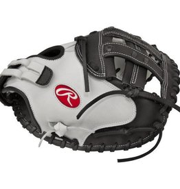 Rawlings RAWLINGS RLACM33 LIBERTY ADVANCED FASTPITCH CATCHERS MITT 33""