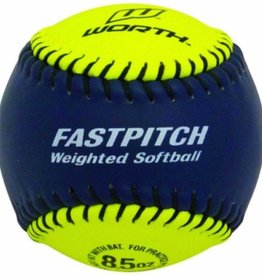 Rawlings WORTH WEIGHTED SOFTBALL 8.5OZ