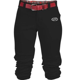 Rawlings RAWLINGS GIRLS BELTED BALL PANTS