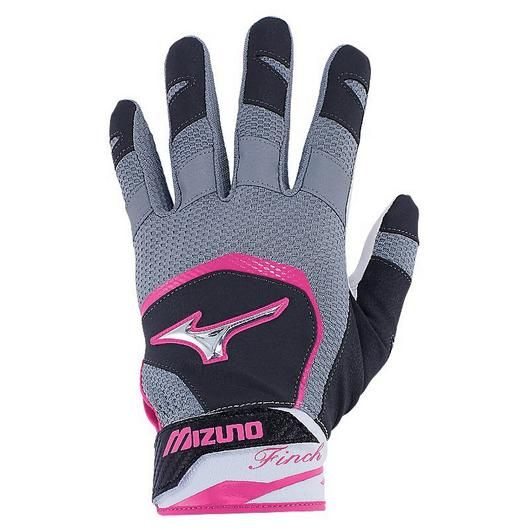 Mizuno 2018 MIZUNO FINCH BATTING GLOVE ADULT