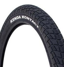 "Kenda Kenda Kontact BMX tires 20"" - Black"