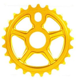 S&M S&M Tuff Man SPROCKET - BMX SPROCKET - Gold
