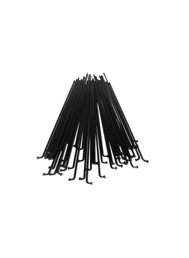 La Casa BMX Spokes - Package of 40 - Black