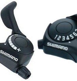Shimano Shimano shifter SL-TX30 7sp. SET.