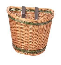 Evo Evo E-Cargo Classic WICKER Basket - light color
