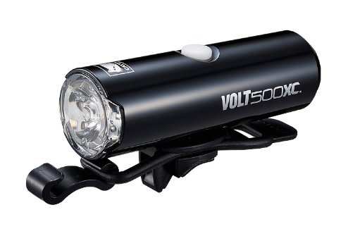 Cateye CATEYE VOLT 500 XC LIGHT FRONT BLACK