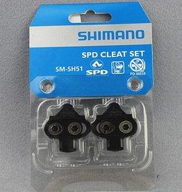 Shimano Shimano cleats SM-SH51 - SPD CLEATS