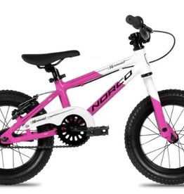 "Norco NORCO MERMAID 14"" GIRLS FUCH/WHT/BLK"