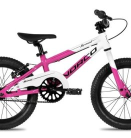 "Norco NORCO MERMAID 16"" GIRLS FUCH/WHT/BLK"