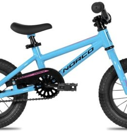"Norco NORCO SPARKLE 12"" GIRLS FUCH/CYN/BLK"