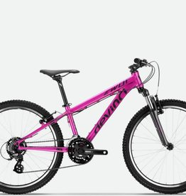 "Devinci DEVINCI EWOC XP GIRL MEDIUM 24"" PINK/COAL 2017"