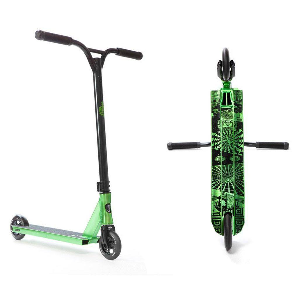 Lucky LUCKY PROSPECT SCOOTER 2017 HALO GREEN LUCKY SCOOTER COMPLETE