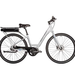 Evo EVO HEADWAY 3.0 STEP THRU E-BIKE GREY/BLUE