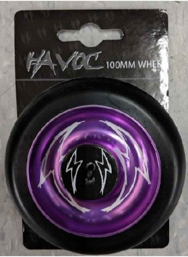 Havoc Scooter Wheels 100mm