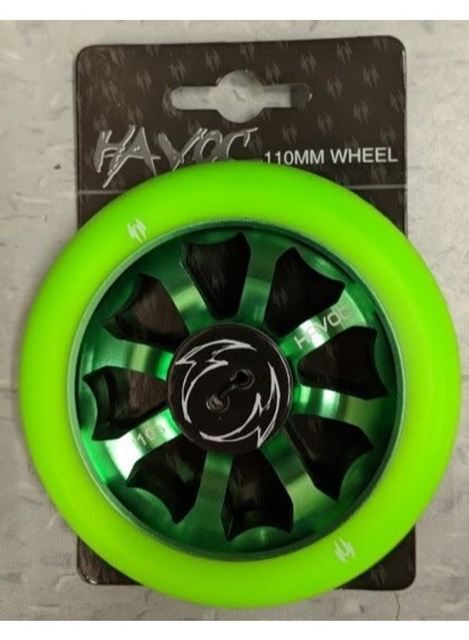 Havoc Scooter Wheels - 110mm