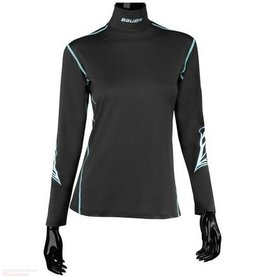 Bauer BAUER NG WOMENS INTEGRATED NECK LONGSLEEVE